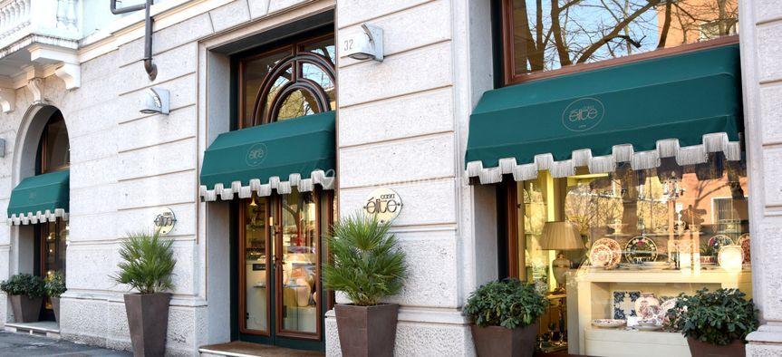 Esterno negozio elite casa di elite casa foto for Combo negozio e casa