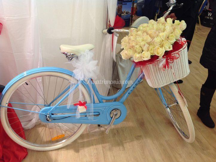 Bicicletta per lo sposo