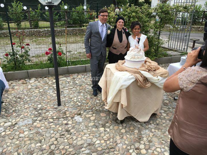 Sposi con chef di Hotel FIera Rho - Terrazzano Cafè | Foto 20