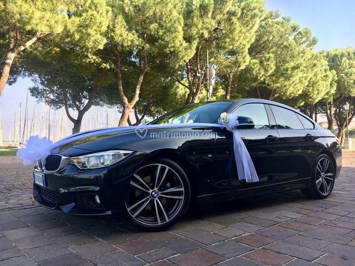 BMW 4 Gran Coupè M-Sport