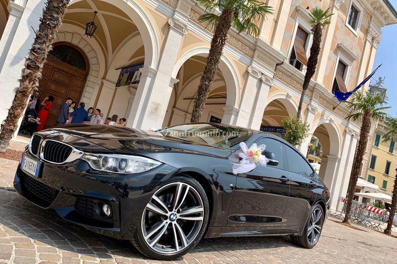 BMW serie 5 M-Performance