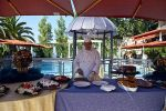 Cucina professionale di Residenza Castelverde