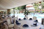 Sala bordo piscina di Residenza Castelverde