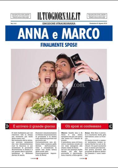 Anna e Marco