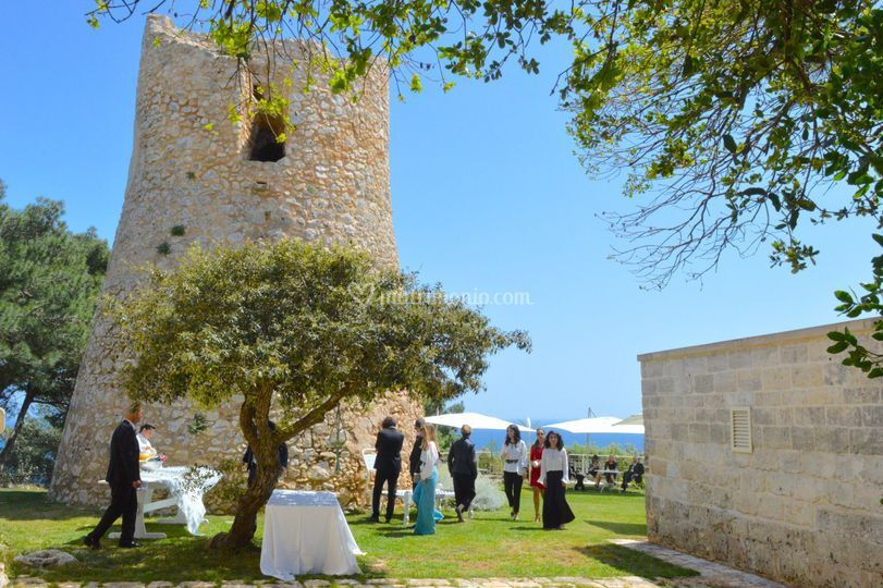 Torre Cala dei Balcani