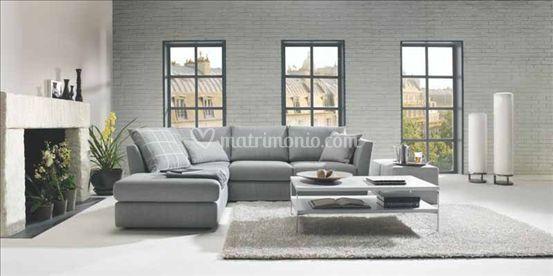 Modello corona di divani divani by natuzzi foto 2 - Divani cinisello balsamo ...