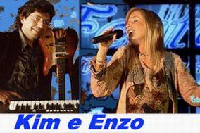 Kim e Enzo