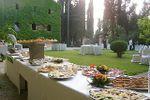 I nostri buffet in giardino