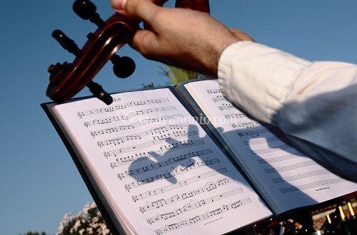 Note di violino