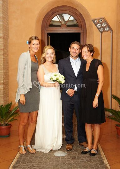 Sposi e wedding planners