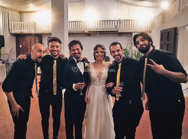 Fillo e Marta si sposano!