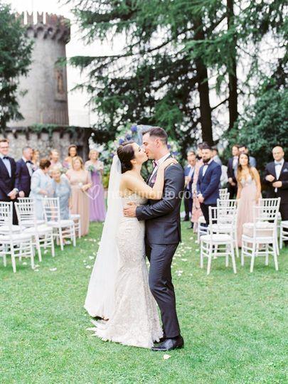 Matrimonio civile ufficiale