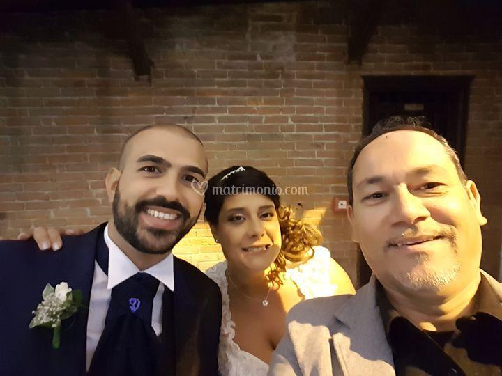 Giuseppe e agostina