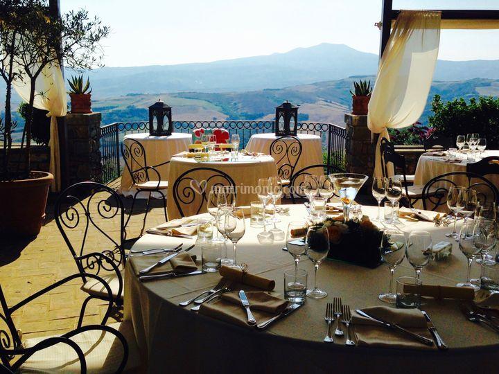 Cena terrazza di Il Poggio | Foto 34