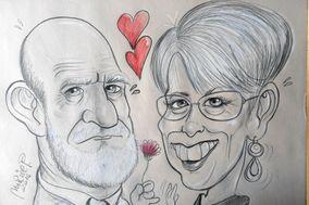 Caricaturista Muriel
