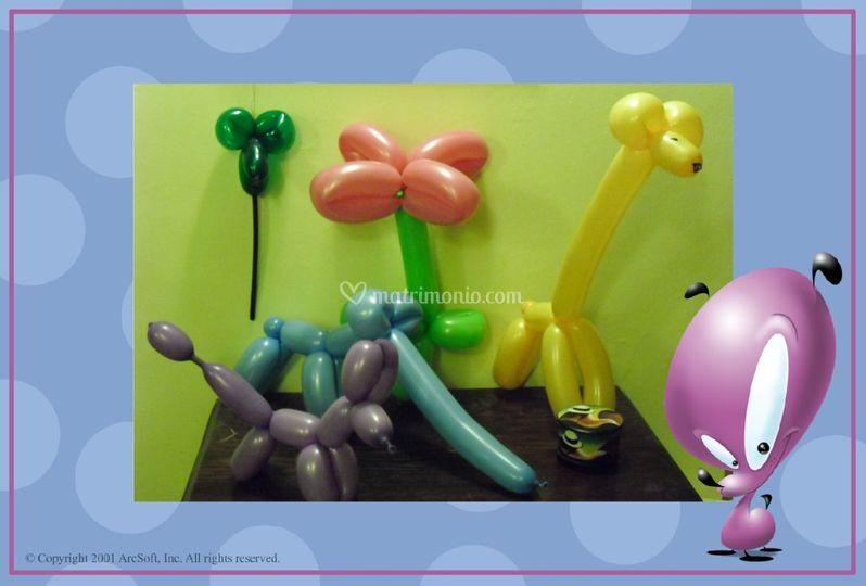 Palloncini Modellabili
