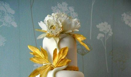 Luxury cake design