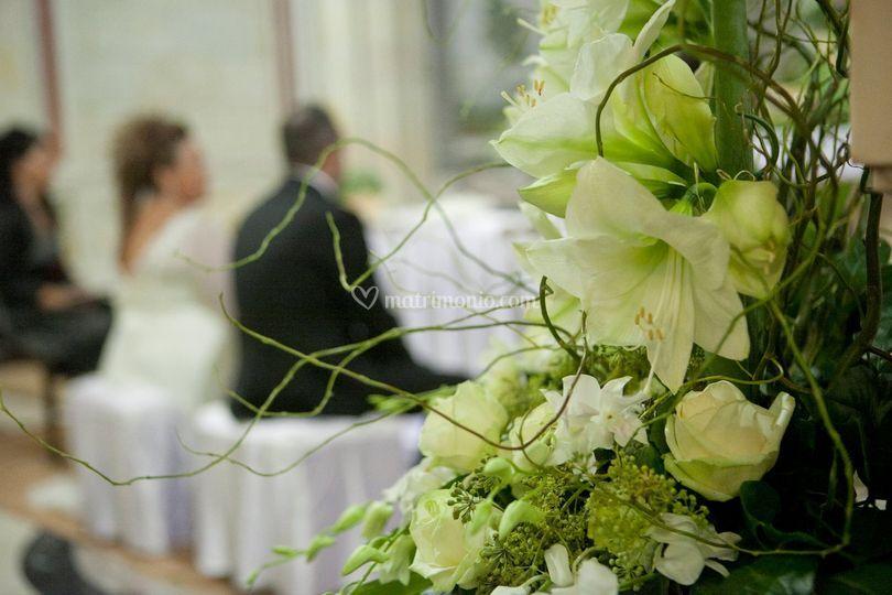 Un Matrimonio classico!!