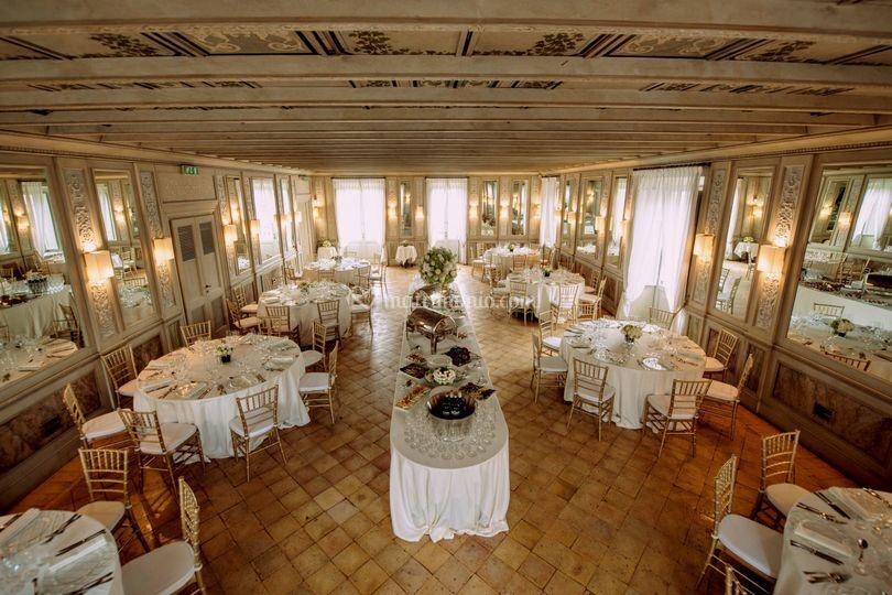 Casina valadier - Sala degli specchi ...