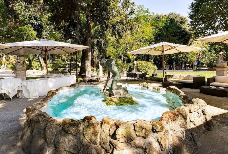 Giardino della fontana