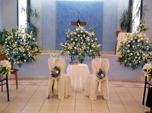Novellino fiori for Decorazione giardino matrimonio
