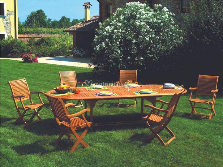 Piccoli bigstore for Occasioni arredo giardino
