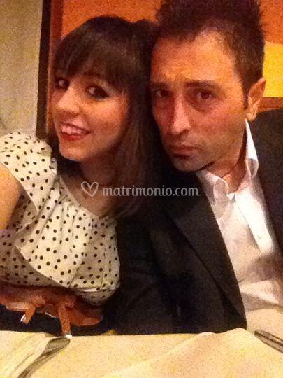 Stefania e Fabio