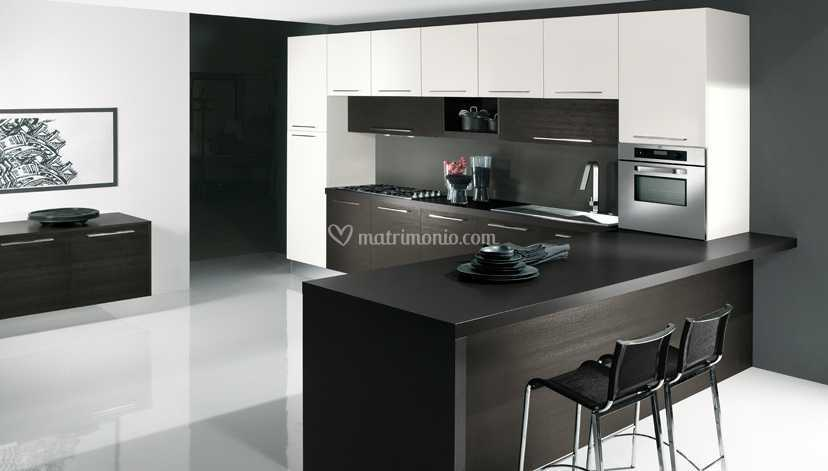 Cucina Rovere Bianco. Trendy Cucina In Rovere Bianco With Cucina ...