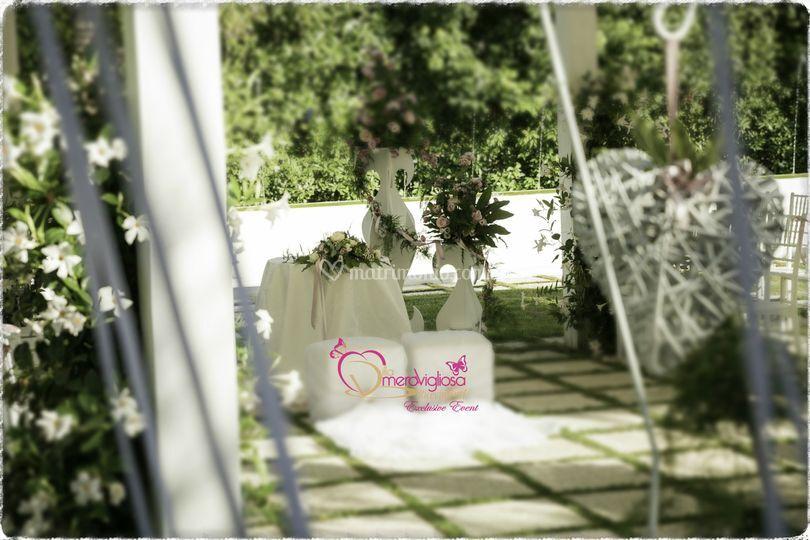 Sposarsi a Villa Meravigliosa