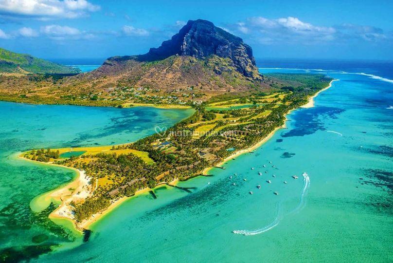 Mauritius immersi nella natura