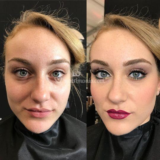 Make up sposa cosmo prof18 gilcagn