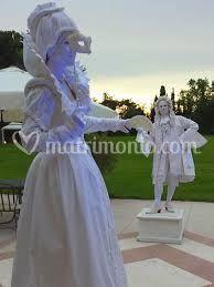 Statue Viventi x Ristorante