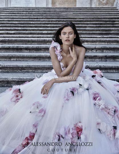 Bianca Balti - Acquerelle