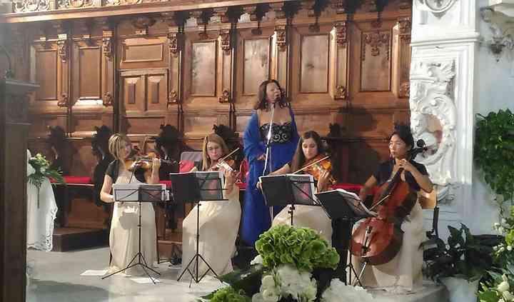 Quartetto D'Archi & Soprano