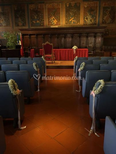 Perugia - Sala dei Notari