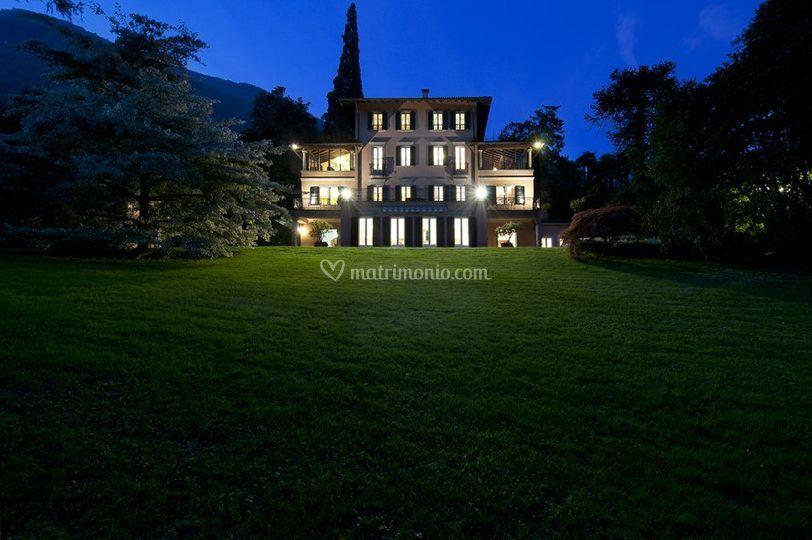 Villa Camilla e il suo parco
