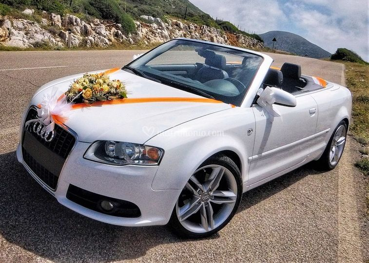 Wedding car sardegna