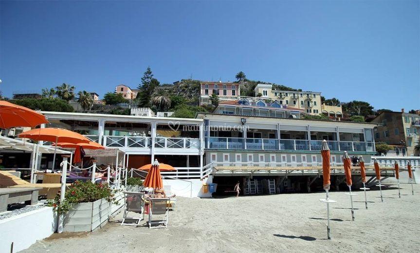 Margunaira Beach Restaurant