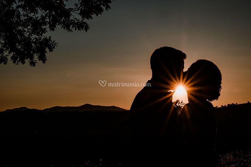 Sunset in Monte Antico