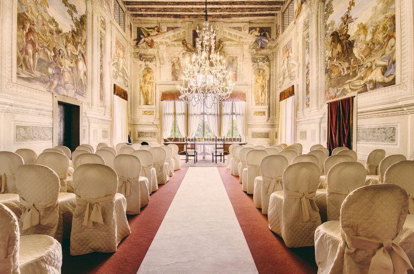 Matrimonio Villa Godi