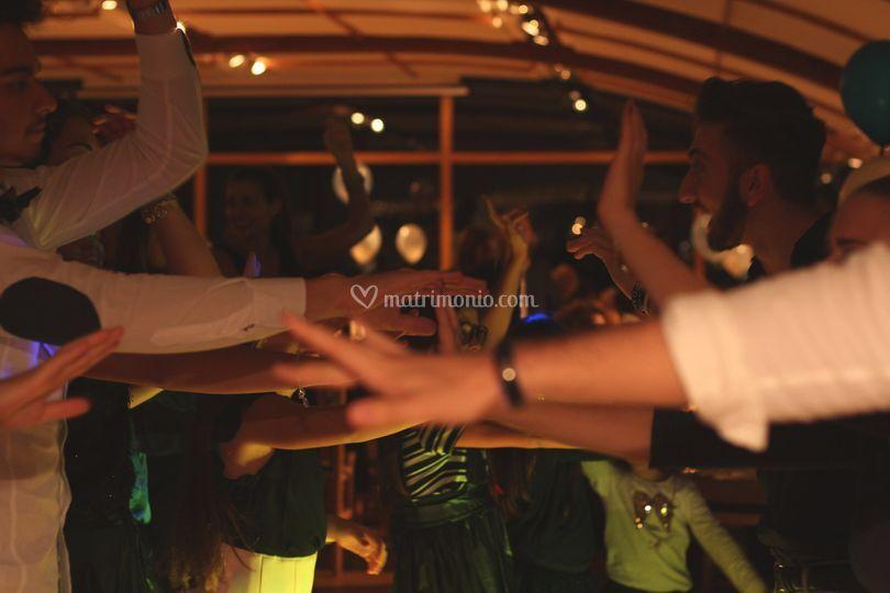 Balli di gruppo!