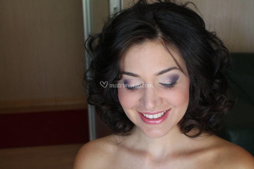 Make-up  Glicine