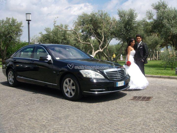 Nuova Mercedes S