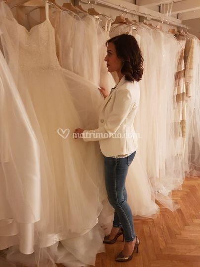 La scelta dell'abito
