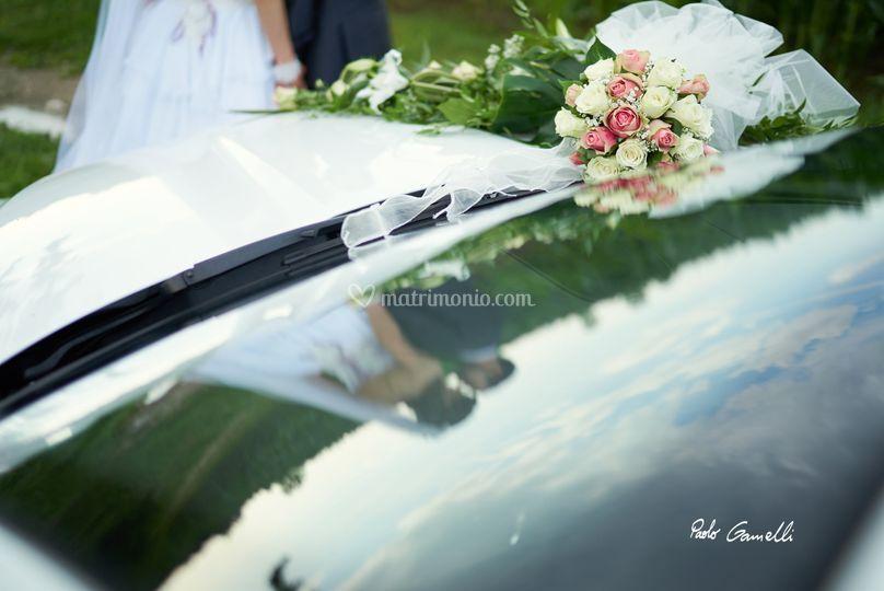 Riflesso con bouquet