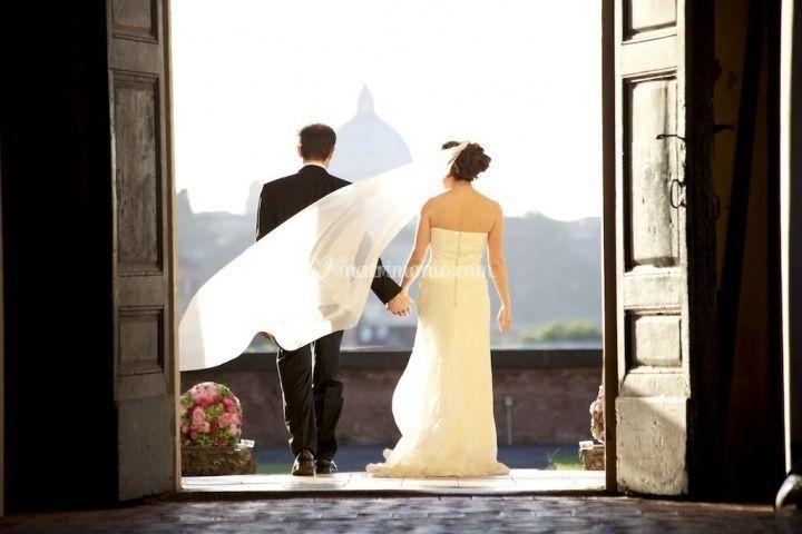 Matrimonio Simbolico New York : Nozze in altezza a new york