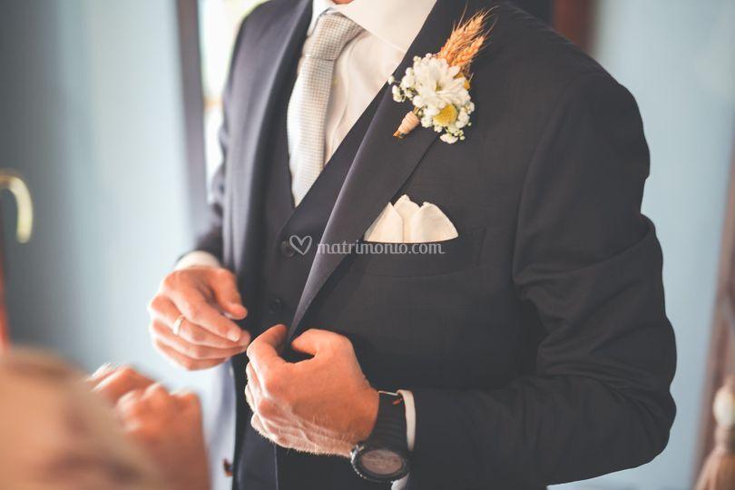 Fiore Matrimonio Uomo : Fiori da favola