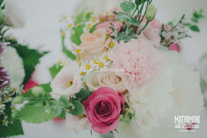 Dettagli floreali