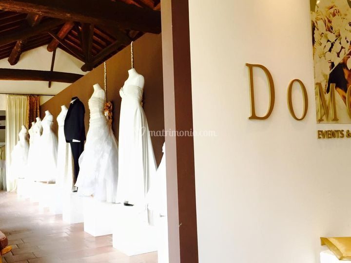 Wedding service domo adami
