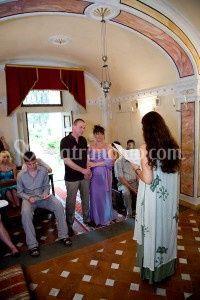 Il Matrimonio Laico di Suzanne e Paul